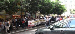 Face à un gouvernement Sirysa qu'ils ont appelé de leurs vœux, les Grecs sont peu enclins à manifester (©Gilles Laracine).