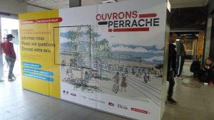 Le réseau des transports en commun de la métropole lyonnaise et du Rhône est en plein développement (© Pierre Nouvelle).