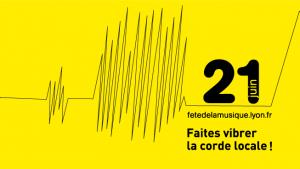 Plus d'une centaine de rendez-vous musicaux auront lieu mardi 21 juin dans l'agglomération lyonnaise (©DR).