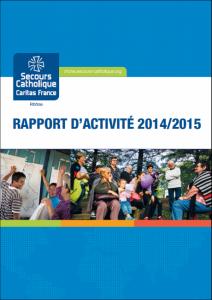 Chaque année, lors de la journée de collecte nationae, le Secours catholique-Caritas France rend public natioanlement et par département sle bialn de l'action écoulée et livre un regard sur la pauvreté en France (© DR).