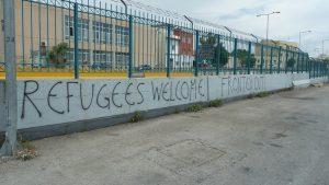 """Comme à Athènes, saurons faire un peu de place à l""""exilé ? (© Pierre Nouvelle)."""