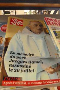 L'égorgement d'un prêtre sur le sol française sera-t-il un électrochoc salutaire ? (© Pierre Nouvelle).