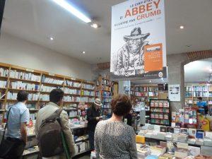 Avec 30 000 ouvrages en stock, Lucioles est une librairie pleine de ressources (© Pierre Nouvelle).