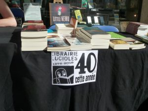 La librairie Lucioles une vaillante quadragénaire en terre dauphinoise (© Pierre Nouvelle).