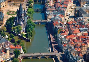 Metz, cité mosellane puise sa vigueur dans les histoires croisées entre le royaume de France et l'empire allemand  (© DR/Ville de Metz)