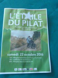Pour la 2e année, le festival de cinéma L'Etoile du Pilat se déroulera à Pélussin dans la Loire (© DR).