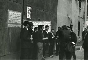 Pennaroya, Ciapem-Brandt, Maillard et Duclos, Cofradel furent des luttes où les travailleurs immigrés prirent la conduite de leurs actions (© DR)