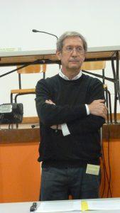 Bruno-Marie Duffé, prêtre et ancien directeur du Centre d'éthique de l'Université catholique de Lyon est un défenseur infatigable des immigrés (© Pierre Nouvelle).