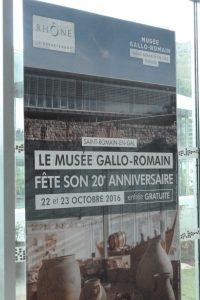 Né en 1996 mais jamais inauguré, le Musée gallo-romain de St Romain-en-Gal (Rhône) fête ses 20 ans avec une xposition venue du Louvre portant sur les Mythes créateurs (© Pierre Nouvelle).