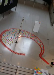 Entrez dans la spirale interrogative autour de ce totem divinatoire (© Nicolas-Guy Florenne).