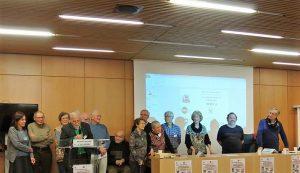 Le groupe qui a piloté la Journée d'études-séminaire du 25 novembre 2016 s'est élargie en 2016 mais ne demande qu'à ^tre renforcée pour conduire la travail de mémoire jusqu'en mars 2018 (© Gilles Cadoret.