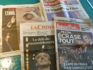 Désormais, c'est vers François Fillon et son programme libéral et conservateur que les syndicats vont aussi avoir le regard tourné pour envisager le positionnement syndical en vue des élections présidentielles 2017 (© Pierre Nouvelle).