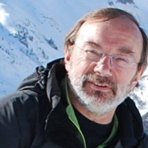 Michel Delberghe, alors journaliste au quotidien Le Monde s'est investi dans l'association pour la création d'un conseil de presse et a été membre fondateur de la déontologie de l'information (© DR Delberghe).