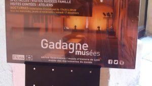 Complémentaire d'autres lieux culturelles lyonnaises, comme le musée gallo-romain de Fourvière, Gadagne est une institution qui puise ses racines dans le passé Renaissance de la capitale des Gaules (© Pierre Nouvelle).
