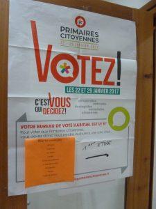 l'appel à voter a mis une semaine pour monter en puissance, mais en définitive le vote de la Belle alliance populaire n'a pas fait le flop qui lui avait été pronostiqué (© Pierre Nouvelle).