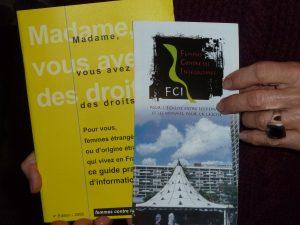 femmes contre les intégrismes, née à Lyon développe une action depuis 20 ans (© Pierre Nouvelle).