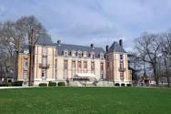 Dans la campagne de l'Essonne, dans la propriété historique de Marc Sangnier, CFDT, CGT, FO et SNJ lancent les bases de l'unité syndicale chez les journalistes (© DR/CFDT).