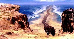 Le livre de l'exode rappelle l'esclavage des hébreux en Egypte et l'épisode de leur libération sous la houlette de Moïse (© Pierre Nouvelle).