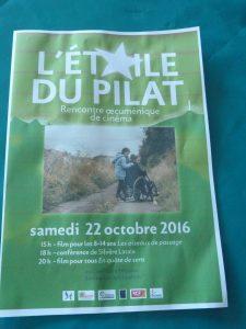 Après l'écologie pour le 2e éditioon du festival L'Etoile du Pilat, c'est un film sur Luther qui devrait marquer la 3e rencontre oecuménique de cinéma à Pélussin le 21 octobre prochain (© Pierre Nouvelle).