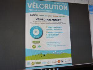 La Haute-Savoie particulièrement touchée par la pollution sera le théâtre de Vélorutions dans de nombreux points de département (© Pierre Nouvelle).