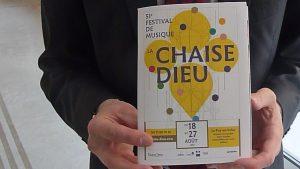 Pour sa 51e édition, le festival de musique sacrée de La Chaise-Dieu s'annonce prometteur (© Pierre Nouvelle).