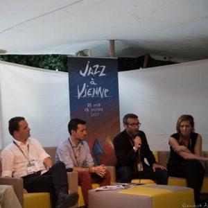 Un partenariat Vienne-Angoulême est sur les rails pour l'édition 2018 du festival de jazz (© Jazz à Vienne).