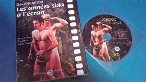 Le DVD du film Zéeo patience de John Greyson accompagne le livre de Didier Roth-Bettoni (© Pierre Nouvelle).