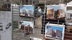 A l'image de l'avenyure de l'association Chamarel, la construction de l'immeuble a fait l'objet d'un long processus (© Pierre Nouvelle).