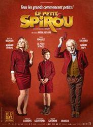 Rouvert mercredi 13 septembre, le cinéma Armletty organisera une avant-première du film Le Petit Spirou dans un tout autre registre et pour un tout autre public que le film de Robin Campillo (© DR).