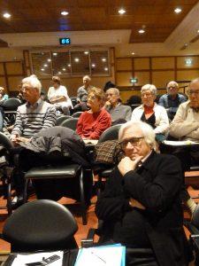 L'ex-numéro 2 de la CFDT a aussi côtoyé Louis Viannet au sein du Forum social européen (© Pierre Nouvelle).