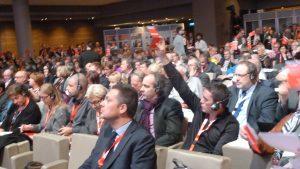 Une des prochaines questions posées à la CGT est celle de ses relations avec la CFDT qu'elle côtoie dans de nombreuses négociations et au sein de la Confédération européenne ds syndicats (© Pierre Nouvelle/DR L'Humanité).