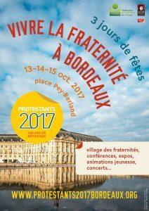 Avant Strasbourg, c'e sont Lyon et Bordeaux qui célébreront le jubiél de la Réforme (© DT/EPU de Bordeaux).
