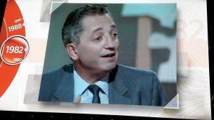 Edmond maire, ancien secrétaire génarl de la CFDT misait sur une évolution de la CGT (© Pierre Nouvelle).