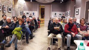 Comme lors du débat de mardi 21 novembre à la mairie du 4e, c'est un public nombreux qu est attendu l'après-midi et la doirée du mercredi 29 novembre aux Archives municipales de lyon puis au cinéma opéra (© Pierre Nouvelle).