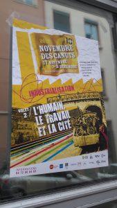 La 10e édition de Novembre des canuts revêtira un caractère particulier avec un hommage à son fondateur : Robert Luc (© Pierre Nouvelle).