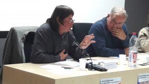 Leader de la grève des cheminots et du mouvement contre le s eretraites de 1995, Bernard Thibault a été se rétaire gééral de la CGT avant d'entrer au conseil d'administration de la principale institution sociale mondiale (© Pierre Nouvelle).