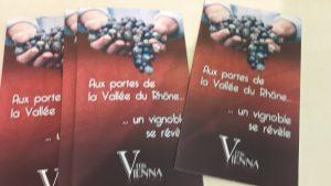 De nouvelles vigneronnes et de nouveaux vignerons ont présenté leur première production lors du 4e salon Vitis Vienna de Seyssuel (Isère) (© Pierre Nouvelle).