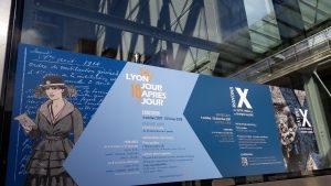 Jysqu'àfin décembre, les archives municipales de lyon proposent deux expositions qui ont trait à la guerre de 1917è18 vécue depuis la ville de Lyon, base arrière du premier grand conflit mondial (© Pierre Nouvelle).