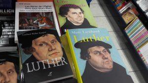 Il ya 500 ans, le moine augustin Martin Luther protestait contre les indulgences papales (© Pierre Nouvelle).