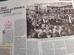 Le soulèvement de 1905 a préparé la population à une remise en cause plus radicale du régime tsariste (© Pierre Nouvelle).
