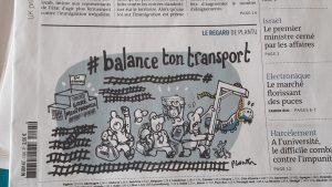 Comme les porcs que l'on égorge, n'estce-pas le même processus qu'enckenchent consciamment ou insconsciamment des resonsables de la SNCF mais aussi des responsables politiques (© Pierre Nouvelle).