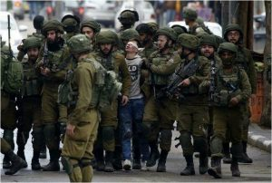 L'enchaînement manifestations-répression ouvrira-t-il le chemin de la paix (© DR).