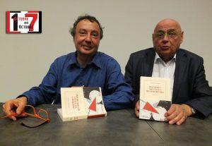 A l'initative de l'association Un certain regard, Philippe Videlier a présenté Dernères nouvelles des bolcheviks au public villeurbannais © DR).