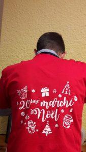 Le traditionnel Marché de Noël d'Ampuis de l'association Ampuis Mozaik, s'inscrit dans une tradition qui l'a précédée (© Pierre Nouvelle).