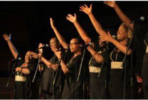 Comme l'an pasé, le festival de jazz de Vienne donnera lieu à une célébration oecuménique au rythme des voix du Gospel (DR).