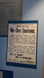 Edouard herriot a joué un rôle incomparable à la tpete de la ville durant la Premi-re guerre mondiale, et il le poursuivra jusqu(au milieu des années cinquante (© Pierre Nouvelle).