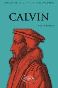 Avec Lutherl portarit d'u autre réforamteur, le Français Jean Calvin qui se réfugiera à Genève (© DR).
