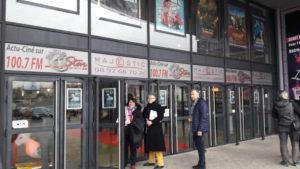 Pour sa 24e édition, le cinéma majestic de Vesioul accueillait le festival interbnational des cinémas d'Asie