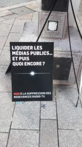 Face ue entreprise de démolition lancée, sous couvert d'économie, par des jeunes politiques radicalisés, le bon sens aura-t-il le dernier mot (© Pierre Nouvelle).