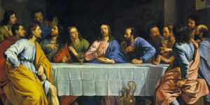 Pour les chrétiens, la Cène est un des éléments centraux de la foi en Jésus-Christ (© Ph. de Champaigne/Musée du Louvre)